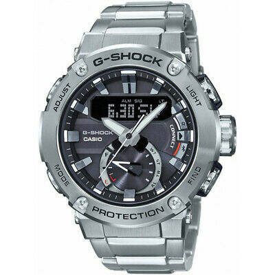 CASIO G SHOCK G STEEL GST B200D 1AER BLUETOOTH, SMARTPHONE  3EK10