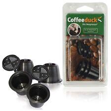 COFFEEDUCK POUR NESPRESSO AVANT 2010 VENDU PAR 3 UTILISE VOTRE PROPRE CAFE