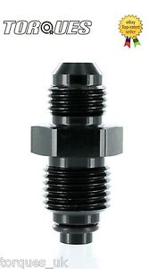 AN-6-6AN-to-M16x1-5-Power-Steering-Fuel-Injection-O-Ring-Seal-Adapter-BLACK