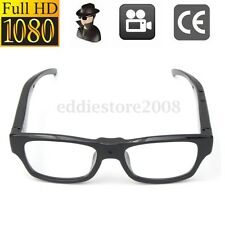 1080P HD Camcorder Bluetooth Hidden Camera Glasses DVR Digital Video Recorder CE