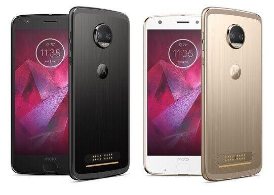Motorola XT1789 Moto Z2 Force (Verizon) GSM Unlocked Smartphone T-Mobile  AT&T
