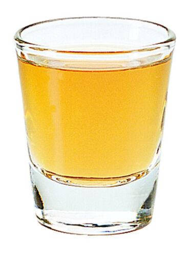 1.5oz Set of 4 Libbey Whiskey Shot Glass 5120