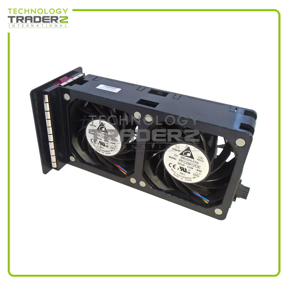 HP DL980G7 Lower CPU//Memory Drawer Assy AM426-2110A NO Memory Cartridge