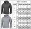 Mens-Muscle-Long-Sleeve-Casual-Tops-Hooded-Hoddies-Slim-Fit-Jumper-Sport-T-Shirt thumbnail 30