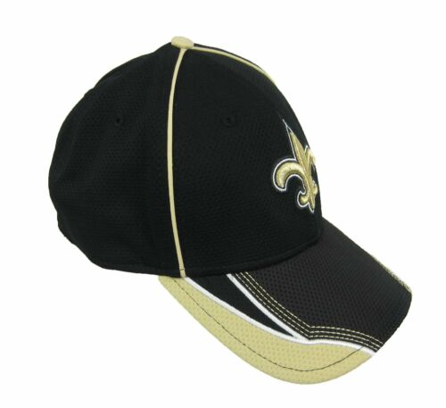 fbc3c1143 2 of 4 New Era 39Thirty NFL New Orleans Saints Fitted Hat Cap NWT M L L XL