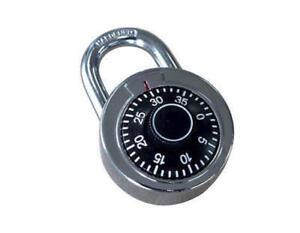 2-034-Padlock-Hardened-Steel-3-Digit-Dial-Combination-Pad-Lock-5-16-034-Shackle-Dia