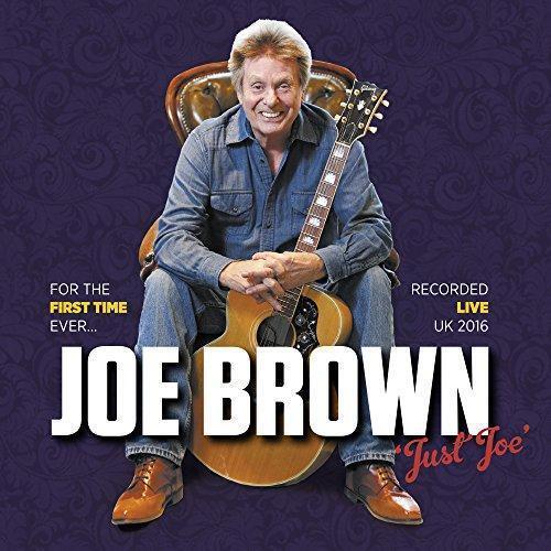 Joe Brown - Just Joe (NEW 2CD)