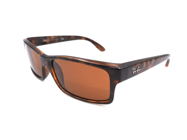 Authentic RAY-BAN 4151 - 710 Sunglasses Light Tortoise / Brown  *NEW* 59mm