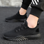 Mens-Casual-ultralight-Air-Cushion-Mesh-Running-Sports-Athletic-Sneakers-Boots miniatura 7