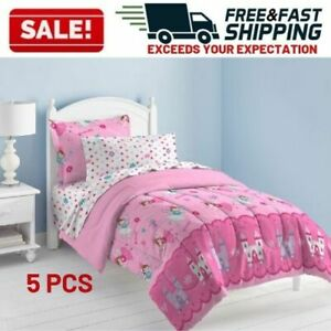 S Comforter Set Twin Bed Ultra Soft