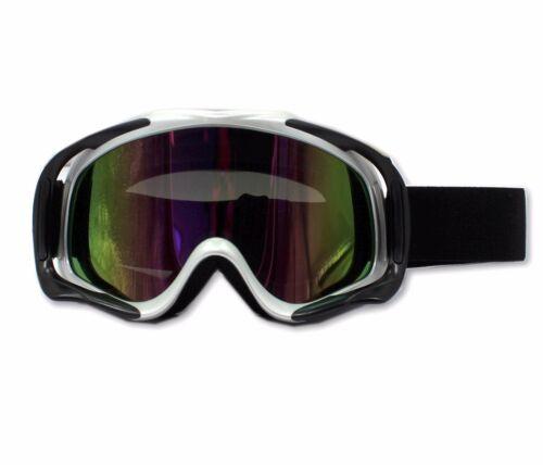 Unisex Snow Goggles Anti-UV Lens Windproof Spherical Ski Snow Goggles GOGGLES
