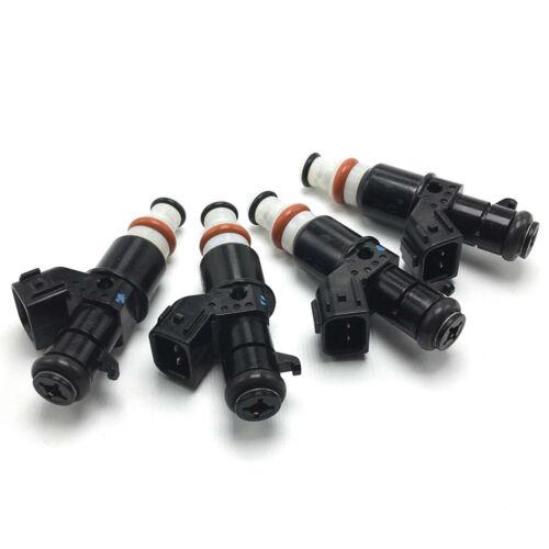 4pcs Keihin T 16450-RAA-A01 Fuel injector 2005-2006 Acura RSX Type-s K20Z1