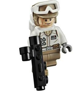 Lego ~ Minifig Lot Of 6 White Backpacks ~ Solider Accessories Star wars Hoth