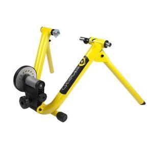 Cycleops Mag Bicycle Exercise Trainer Bike Yellow Indoor