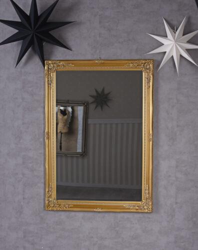 Spiegel Barock Flurspiegel Garderobenspiegel Badspiegel Antik Goldspiegel Rokoko
