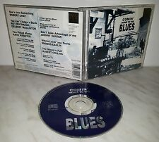 CD COMIN' HOME TO THE BLUES