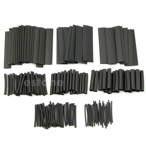 150pcs Assortment Heat Shrink HeatShrink Tubing Tube Sleeving Wrap Wire
