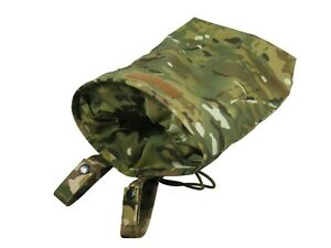 Tactical Pouch Recovery Dump reset pals molle multicam PAINTBALL airsoft bag