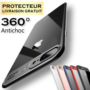 Coque-Pour-iPhone-8-7-6S-6-PLUS-5S-SE-X-XS-MAX-Housse-Protection-Antichoc-Case