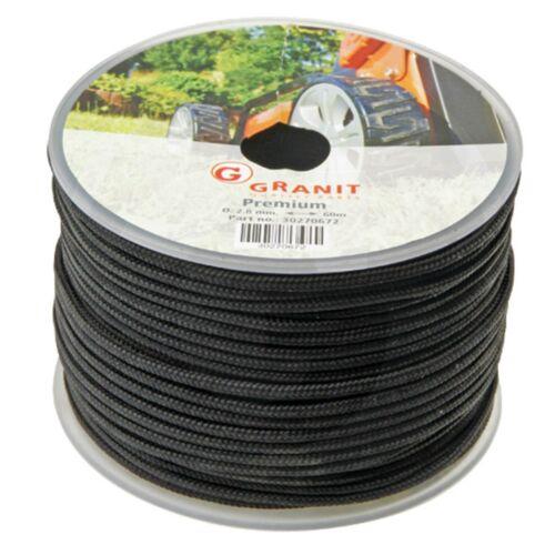 Granit Starterseil 100 Meter 2,8mm geeignet für Rasenmäher Motorsäge usw.