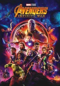 Avengers Infinity Krieg (2018, DVD) *** NAGELNEU DVD *** Schiffe jetzt