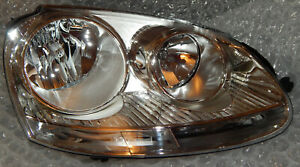 Hella-Headlight-Assembly-Front-Right-247007361-VW-Jetta-Rabbit-Golf-V-1K1-1K5