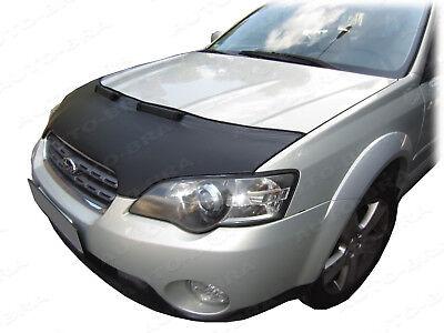 CARBON CAR HOOD BRA for Subaru Legacy BL//BP 2003-2009 Outback FRONT MASK
