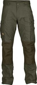 Fjallraven-Vidda-PRO-Pantaloni-diverse-dimensioni-con-cintura-cinghia-libera