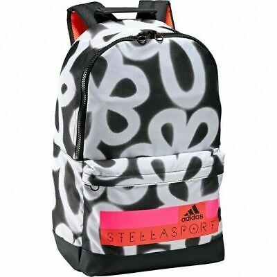 Adidas stellasport az6391 Blume Rucksack Frauen Training Bag blacksolar pink | eBay