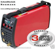 WIG Schweißgerät 200A DC mit HF-Zündung und Pulsfunktion