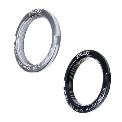 Track hub lock ring CNC steel Dkicks sprocket lock ring for fixed cog lock ring