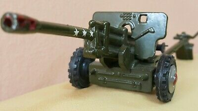 Details about  /VINTAGE TOY CANNON ANTITANK ZIS-3 76mm Gun Artillery AUTO CANNON USSR COMMUNIST