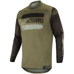 Alpinestars Black Mx Racer Tactical 2019 Khaki Jersey UPYRdw6UAq
