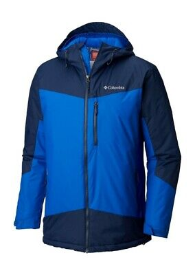 Columbia Men's Wister Slope Insulated Jacket Navy/Azul ...