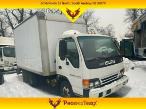 2004 Isuzu Other Base 2dr 2wd Cab Over Chassis DRW
