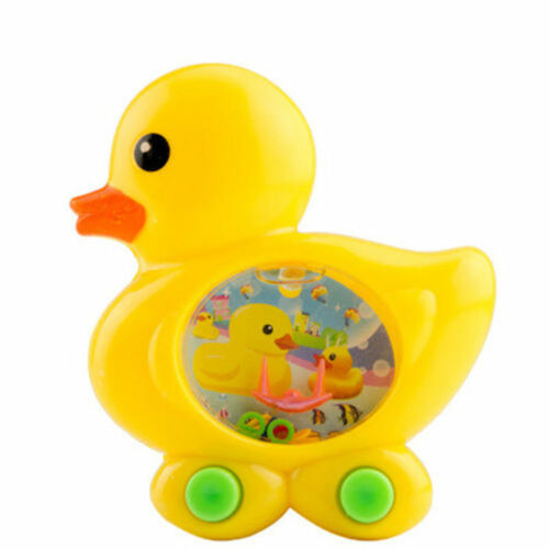Cartoon Yellow Duck Water Ring Toss Game Educational Puzzle Toy Children Gift