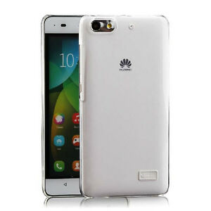 the latest d3a9c c6a8d Details about New Crystal Clear hard case DIY back cover for Huawei Honor  4C G play Mini