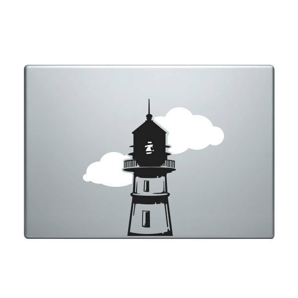 Lighthouse Decal for Macbook Pro Sticker Vinyl Air Mac 13 15 11 Laptop Skin Cool