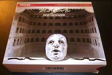 Mozart: Don Giovanni (CD, Nov-1991, 3 Discs, Philips)