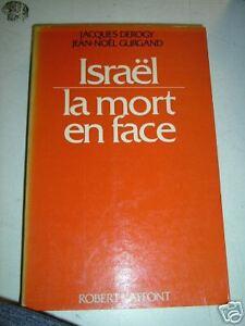 DEROGY-GURGAND-ISRAEL-LA-MORT-EN-FACE