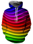 Hypnotism-Colourful-3D-Print-Women-Men-039-s-Hoodie-Sweatshirt-Pullover-tops-Jumper thumbnail 31