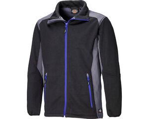Dickies-Lewiston-Giacca-da-uomo-Qualita-Premium-CONTRASTO-Giacca-jw7014