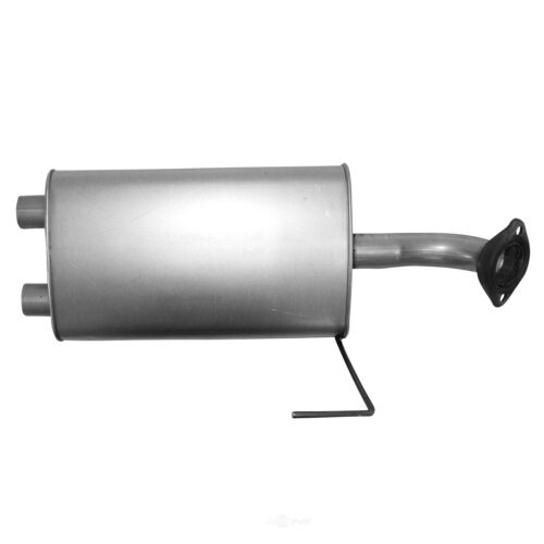 Exhaust Muffler AP Exhaust 700491 fits 07-15 Nissan Titan