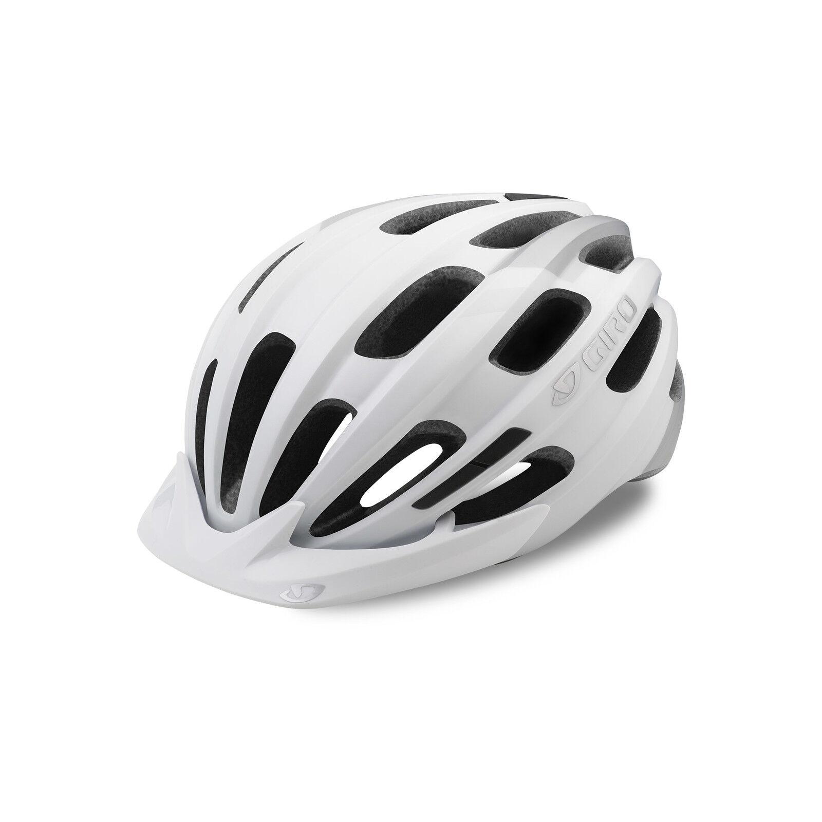 Giro Register Fahrrad Helm Gr. 54-61cm white 2019