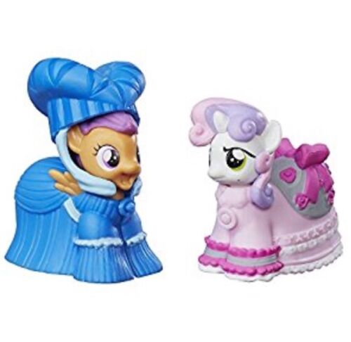 My Little Pony-Friendship Is collection Magic-Scootaloo /& Sweetie Belle