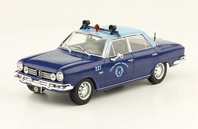 Ika Torino Sedan Patrullero Policia Federal  Diecast Car 1:43