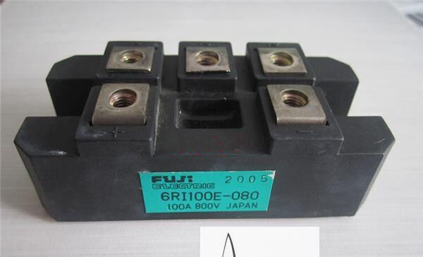 1pc Fuji rectifier bridge module 6RI100E-080