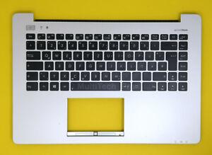 TopCase DE Tastatur Asus VivoBook S451 S451L S451LA S451LB S451LD S451LN Gehäuse