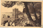 06 - cpa - Iles de Lérins - Saint Honorat - L'ancien monastère fortifié ( i 402)