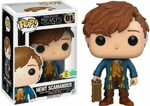 01 newt scamander funko pop 2016 summer fantastic beasts harry